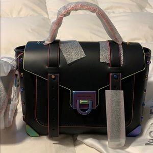 Michael Kors Manhattan bag and matching wallet.